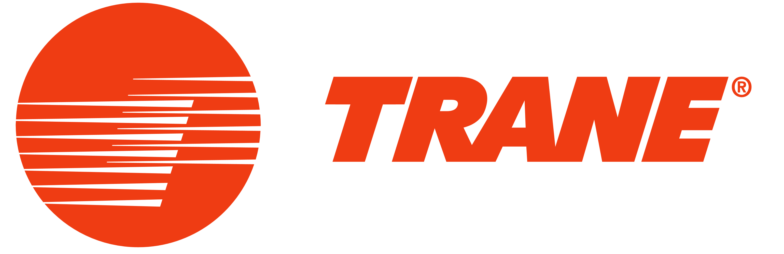 Trane Heating Supply Logo