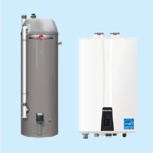 Hot Water Heater Icon